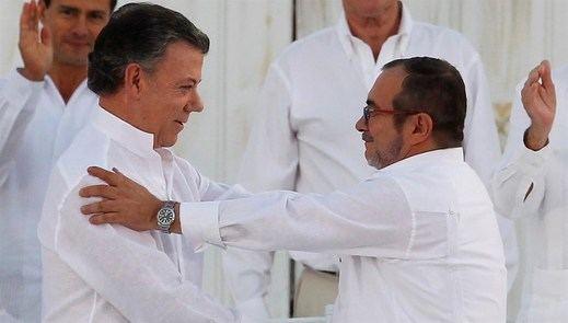 Descubre los últimos cambios en el acuerdo de paz de Colombia