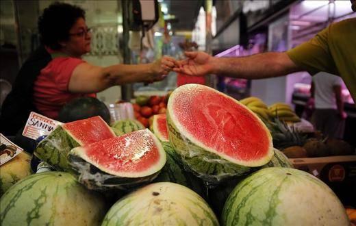 Los precios bajan un 0,5% en agosto en Castilla-La Mancha