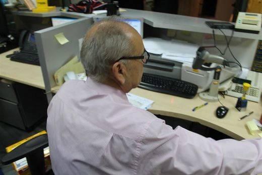 Los empleados públicos de la Junta cobrarán este mes el 26% de la extra de 2012