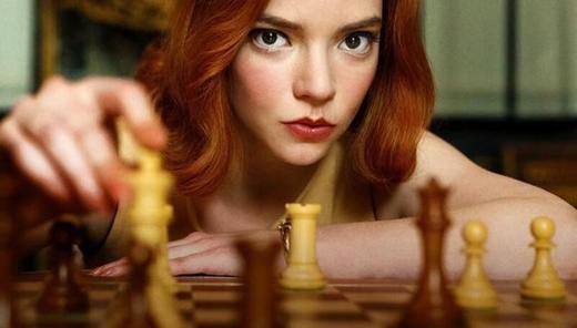 Anya Taylor-Joy, protagonista en 'Gambito de dama' como Beth Harmon