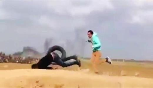 La ONU investigará la masacre de 17 palestinos y multitud de heridos en la frontera de la franja de Gaza