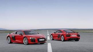 La nueva generaci�n del Audi R8 ya se puede adquirir en Espa�a