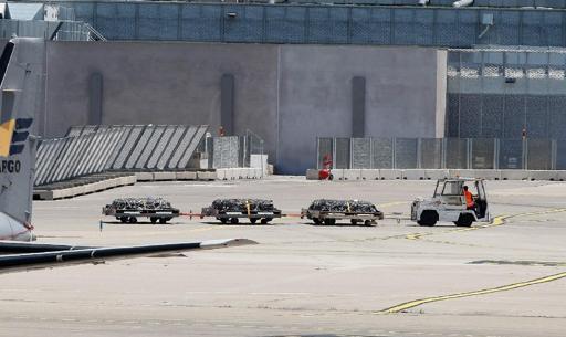 Llegan a Barcelona los restos de 30 víctimas del accidente de Germanwings