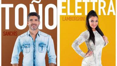 'Gran Hermano VIP': Toño Sanchís, Elettra Lamborghini y Tutto Durán, candidatos a la primera expulsión