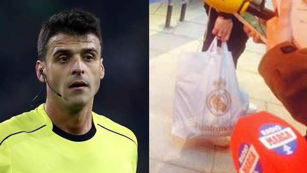Jesús Gil Manzano y las bolsas de regalo del Real Madrid: todo tiene una explicación