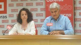 Jos� Luis Gil (CCOO) pide
