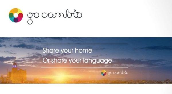 La nueva web de GoCambio ayuda a los viajeros a encontrar alojamiento gratuito en el extranjero