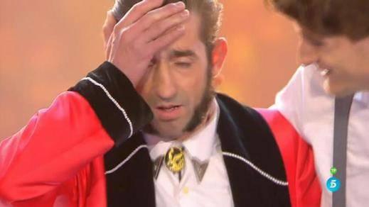 'Got Talent' se marca un 'Chikilicuatre' y convierte en ganador a un bailarín de risa
