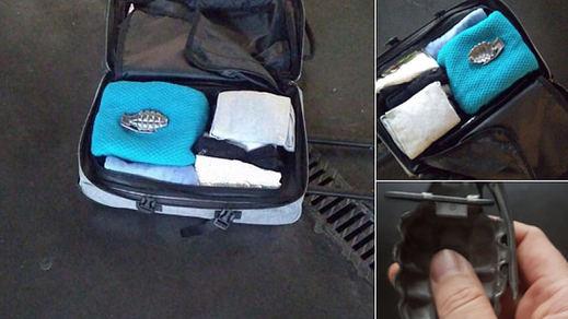 Un objeto con forma de granada hizo desalojar las estaciones de Atocha y Sants