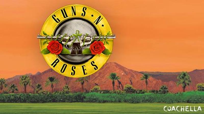 Ya es oficial: Guns N' Roses estarán en el festival de Coachella pero falta saber si volverán los miembros originales