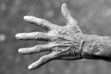 Las manos de mi abuelo