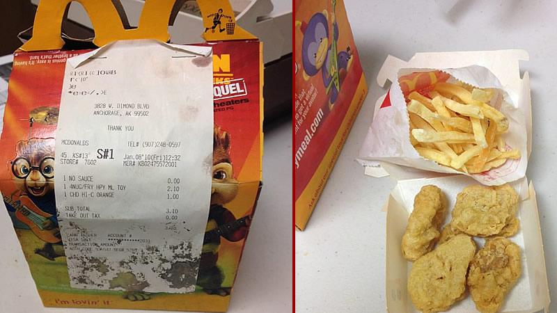 El viral del momento: el Happy Meal de McDonald's que está igual 6 años después...