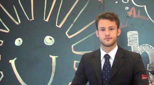 Un joven toledano de 23 años será presidente de Adecco durante un mes