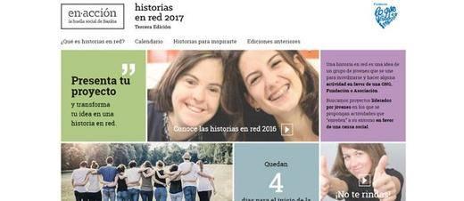Bankia y la Fundación Lo Que De Verdad Importa lanzan la tercera convocatoria de 'Historias en Red' para promover iniciativas solidarias de los jóvenes con las ONG