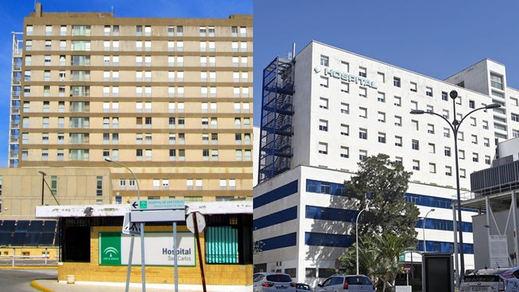 Sacyr Facilities realizará el servicio integral de limpieza de los hospitales Puerta del Mar y San Carlos de Cádiz