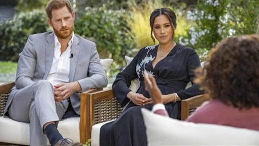 La entrevista de Meghan Markle y el príncipe Enrique de la que todos hablan: 'No quería seguir viviendo'