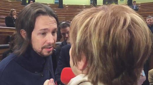 Celia Villalobos, superstar en el Congreso tras 'abroncar' a Pablo Iglesias por 'demagogo'