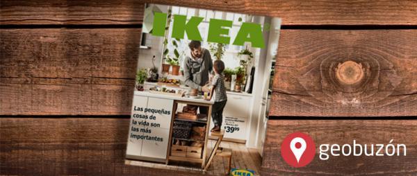 IKEA vuelve a confiar en Geobuzón para distribuir 8,4 millones de catálogos en España