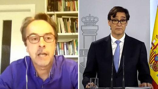 Illa defiende a los españoles de las lecciones de un periodista de Holanda