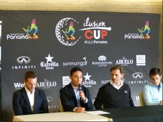 Gran Presentación de la Ilusion Cup en Madrid