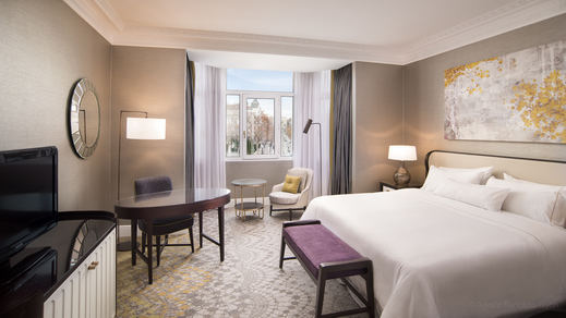 The Westin Palace de Madrid estrena habitaciones