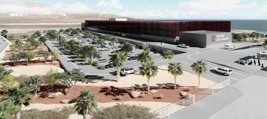Sacyr construye su tercer hospital en Chile por 137 millones de euros