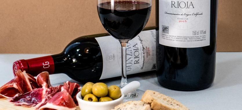 El Corte Inglés traen el 'Festival de Rioja' a sus barras de degustación de sus rincones Gourmet