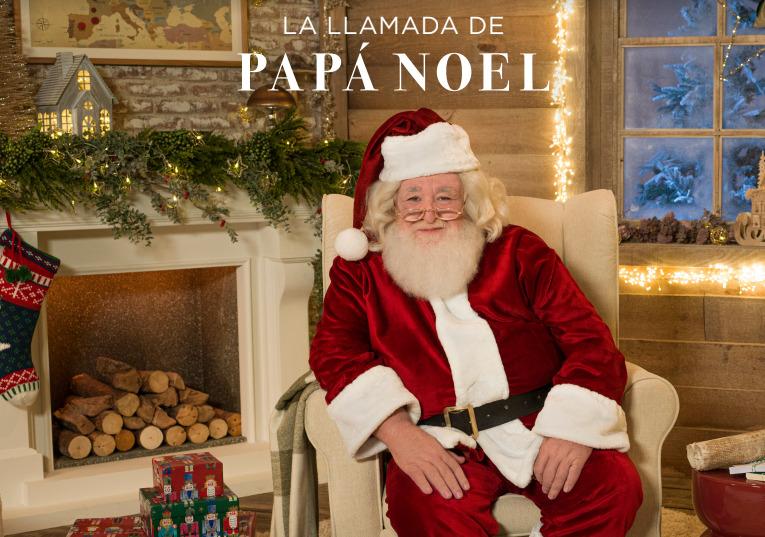 """""""La llamada de Papá Noel"""""""