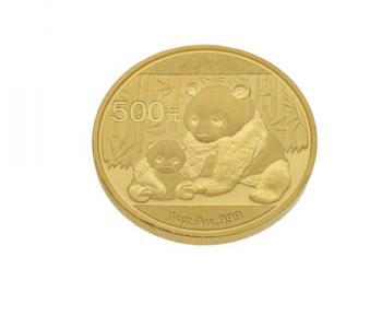 Panda de oro 2012