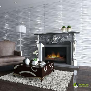Paneles Decorativos, nacidos para darle vida a tus paredes