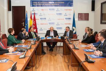 MasterD y la UPM han firmado el convenio para la creación de la 'Cátedra Innovación y Competencias'