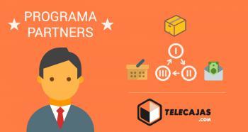 TeleCajas pone en marcha el Programa Partners para colaboraciones en suministro de embalajes