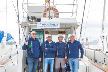 El equipo español de Dani Maestre, campeón del mundo de pesca de altura