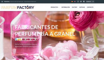 Parfum Factory se afianza como fabricante y proveedor de Perfume a Granel