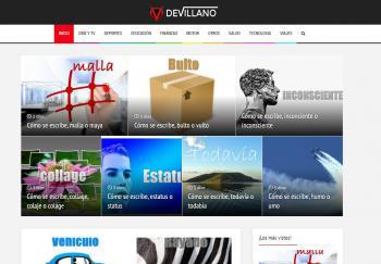 """Nace una nueva revista multitemática; """"V de Villano"""" es su nombre"""