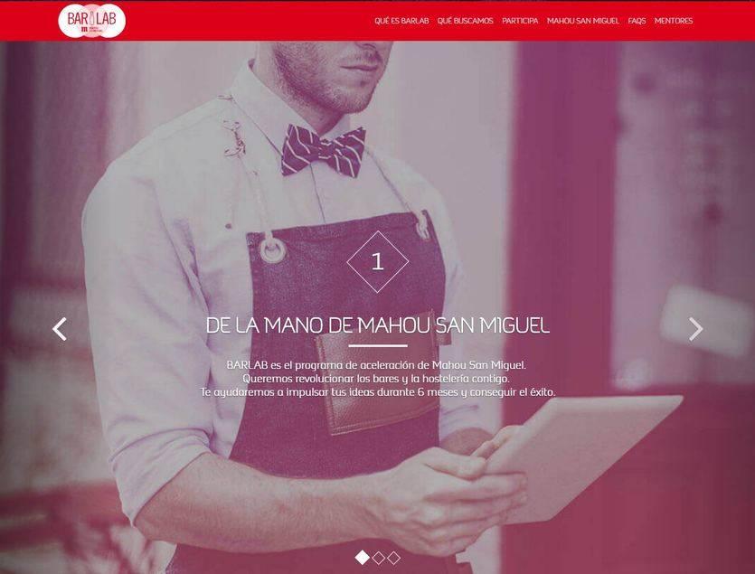 """Mahou San Miguel pone en marcha la aceleradora de startups """"Barlab"""""""