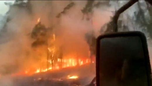 Balance por los incendios en Australia: 430 millones de euros en pérdidas, 25 personas muertas, millones de animales...