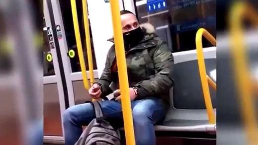 La Policía ya investiga el desagradable incidente racista en el Metro de Madrid