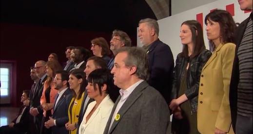 PNV y Compromís se desmarcan de la declaración de 10 partidos nacionalistas por la autodeterminación