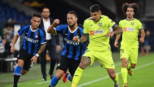 El Getafe se va de Europa con la sensación de que tuvo la clasificación en su mano ante el Inter (2-0)