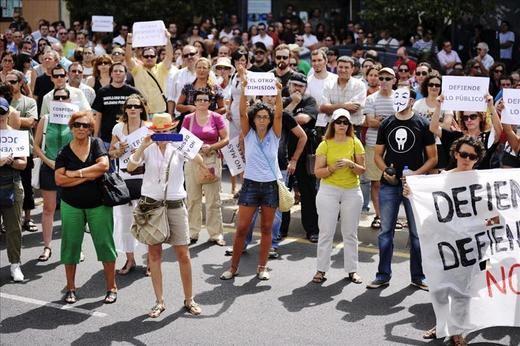123 interinos despedidos en 2012 por el Gobierno Cospedal se podrán reincorporar desde este viernes