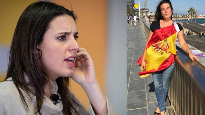 La historia de la concejala de Vox denunciada por acoso a Irene Montero