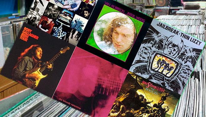 Los 10 mejores discos irlandeses