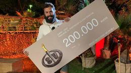 'Supervivientes 2020': Jorge Pérez se convierte en el ganador