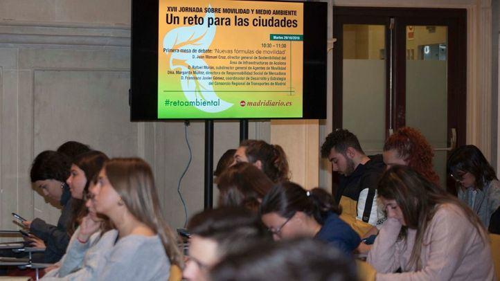 XVII Jornadas sobre Movilidad y Medio Ambiente de Madridiario: Vertederos, transporte de mercancías, calidad del aire...