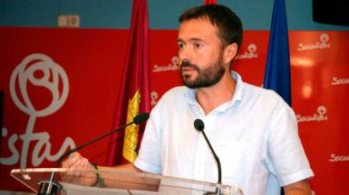 José Luis Escudero. Fuente PSOE-CLM