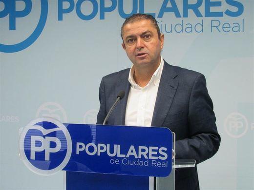 El PP presentará en todos los ayuntamientos de Ciudad Real mociones de apoyo a los pequeños municipios
