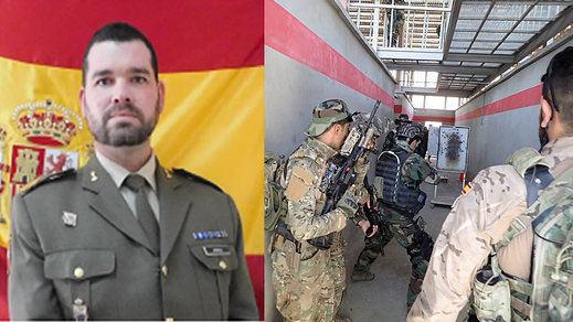Fallece por causas naturales un militar español destinado en Líbano