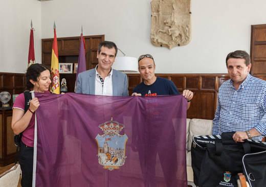 Un deportista de Guadalajara iniciará una expedición al K2