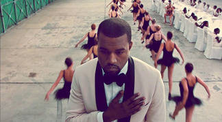 Un brindis para los cretinos, los gilipollas� un brindis para Kanye West